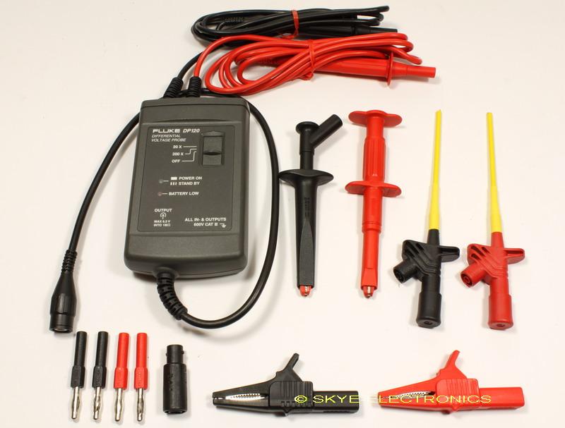 Fluke Dp120 Skye Electronics The Netherlands