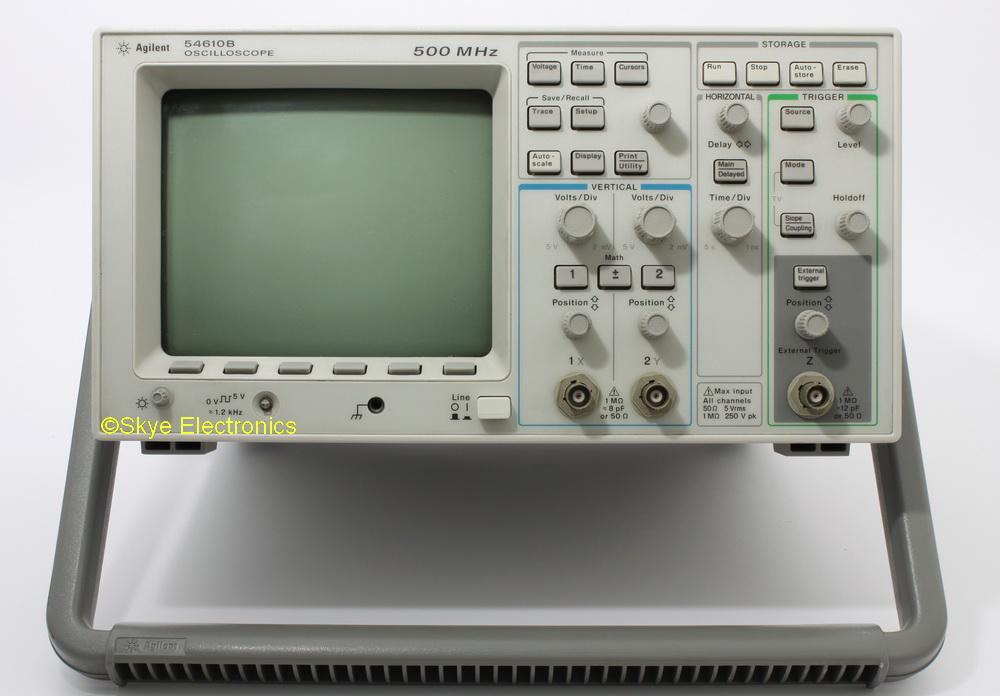 Agilent 54610B Skye Electronics