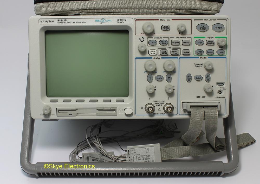 Agilent 54641D Skye Electronics