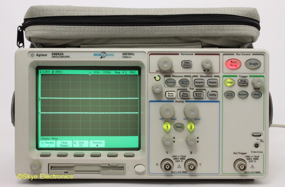 Agilent 54642A Skye Electronics