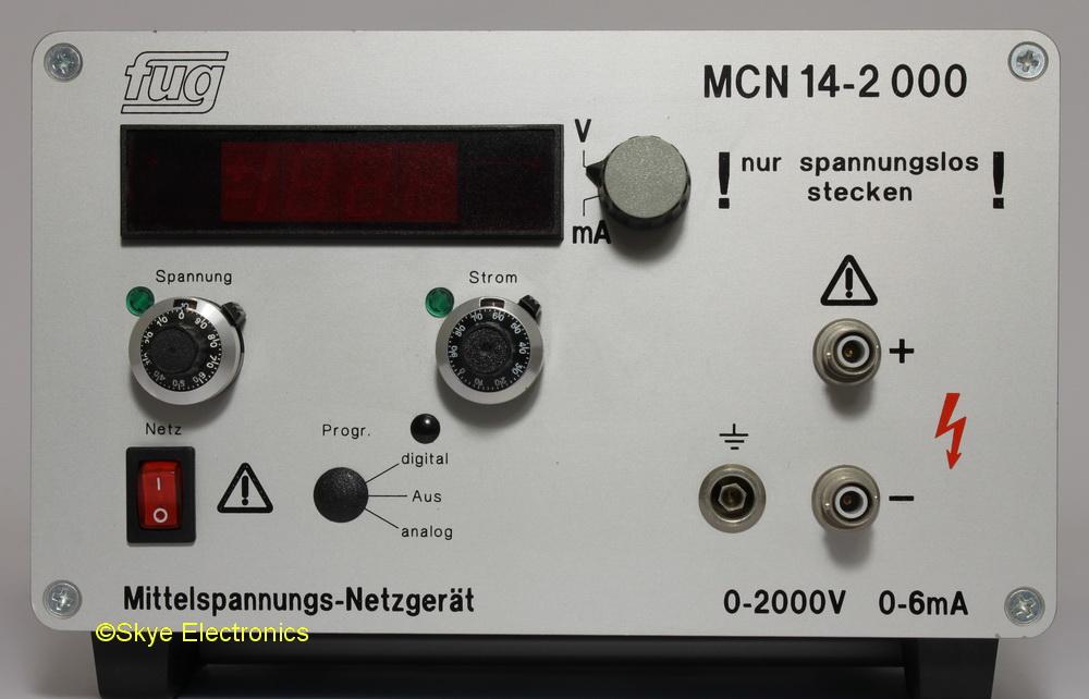FUG MCN 14-2000 Skye Electronics