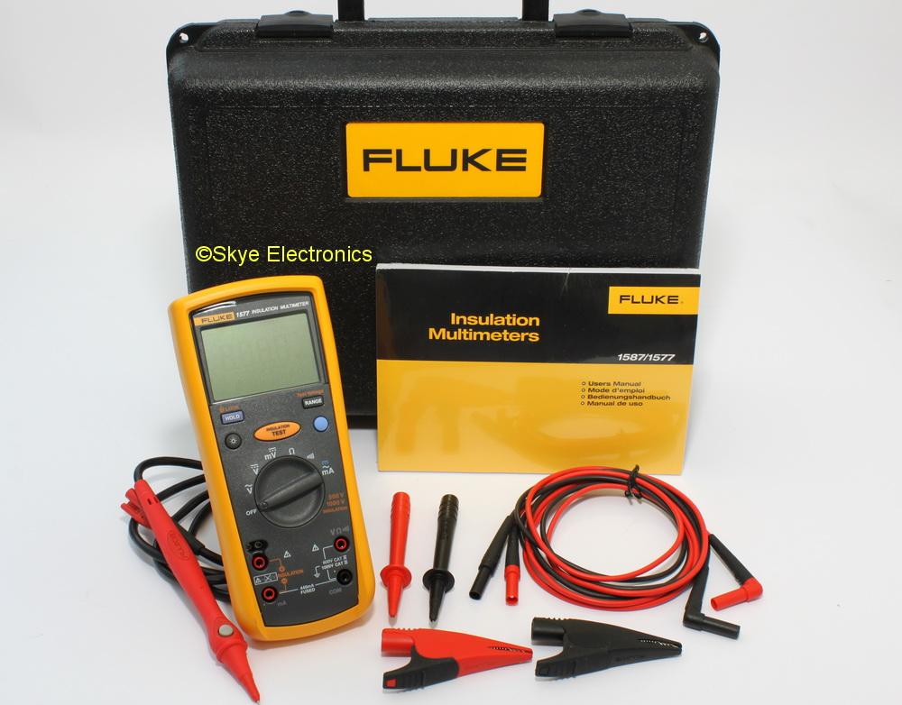 Fluke 87 V - Skye Electronics The Netherlands