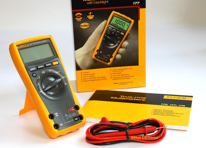 Fluke 177 Skye Electronics