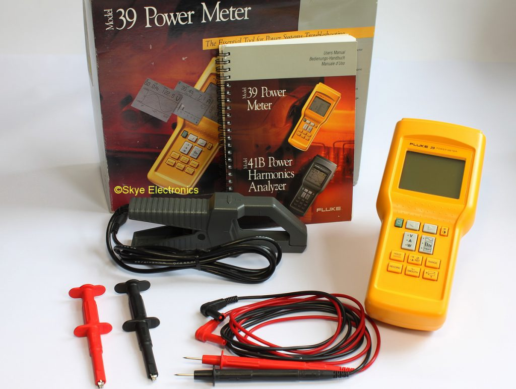 Fluke 39 - Multimeters - Skye Electronics