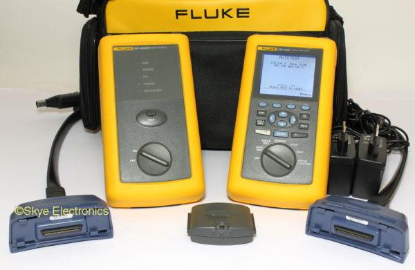 Fluke DSP-4000 Analyzer Skye Electronics