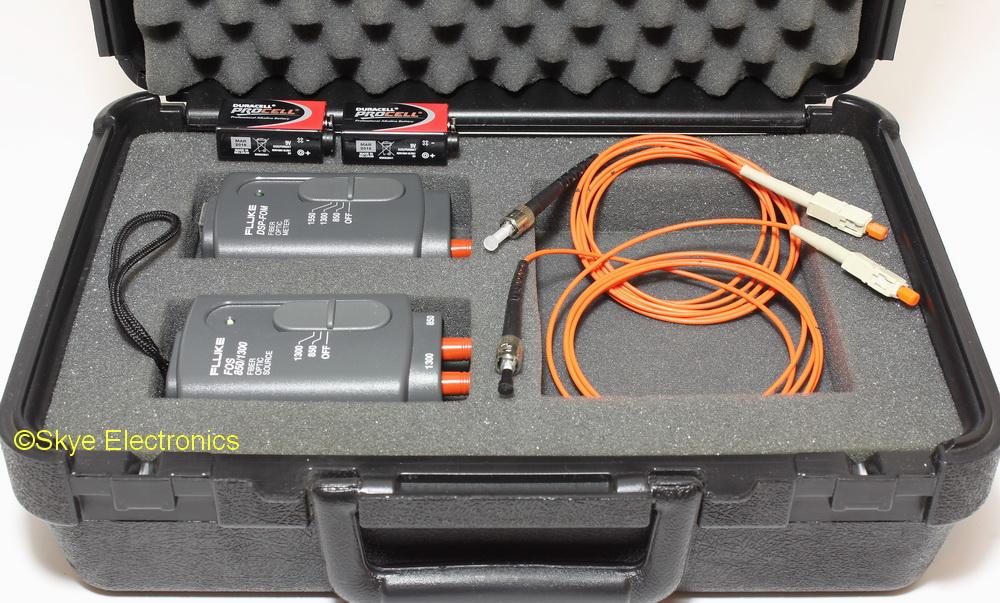 Fluke-DSP-FON-FOS Skye Electronics