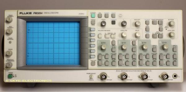 Fluke PM3094-92 Service Manual Skye Electronics