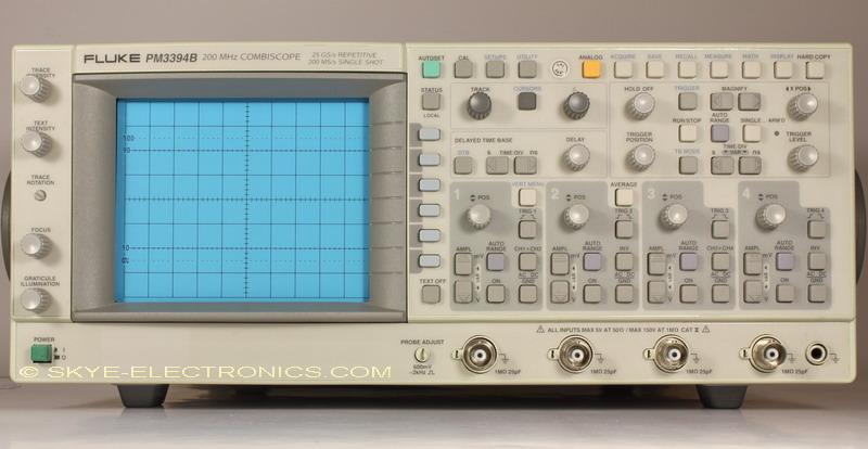 Fluke PM3394B Skye Electronics
