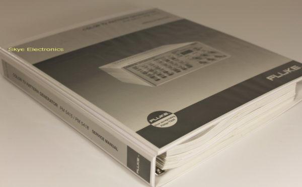 Fluke PM5415 Service Manual Skye Electronics