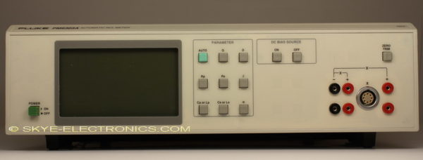 Fluke PM6303A RCL Meter Skye Electronics