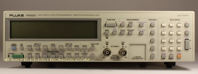 Fluke-PM6681 Skye Electronics