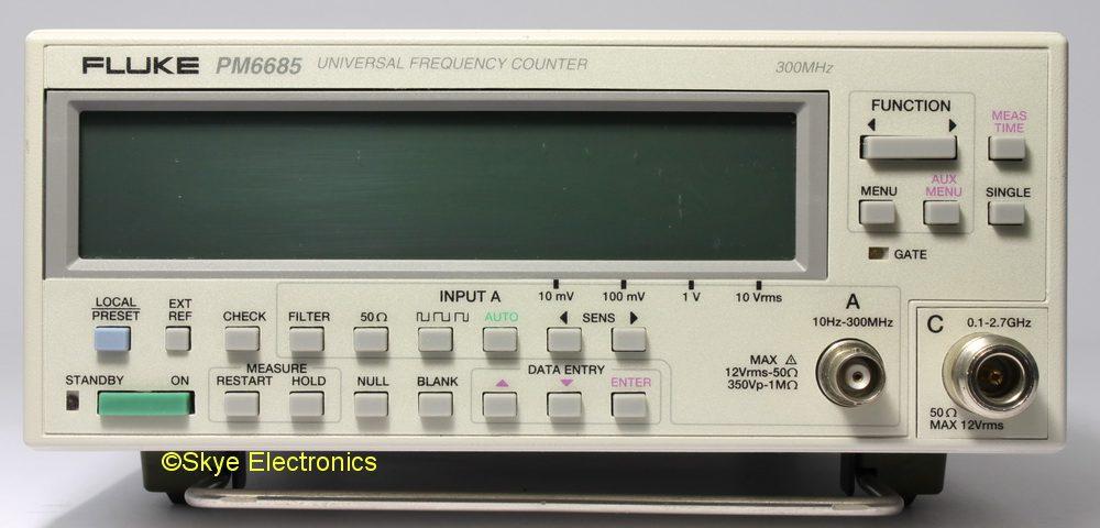 Fluke PM6685 Skye Electronics