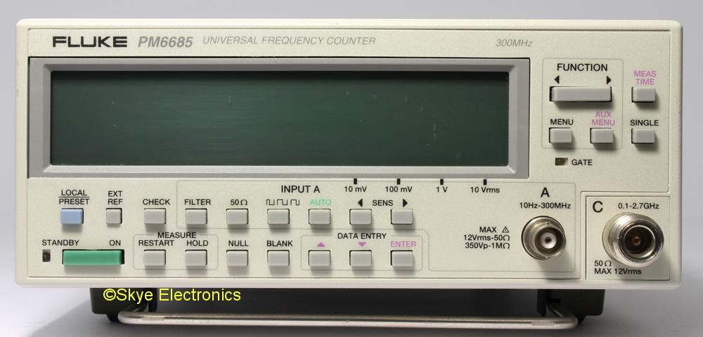 Fluke PM6685-053 Skye Electronics