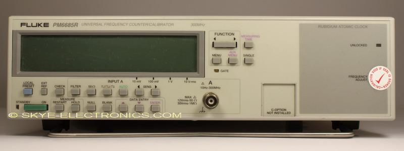 Fluke PM6685R Skye Electronics