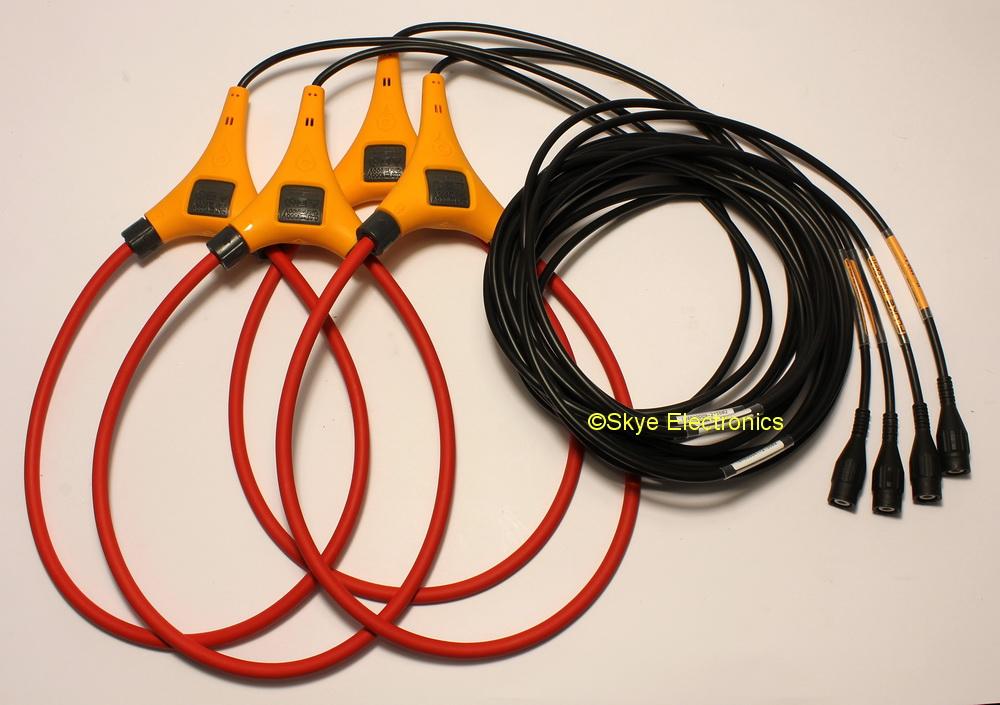 Fluke i430 Flex-TF AC Current Probe Skye Electronics