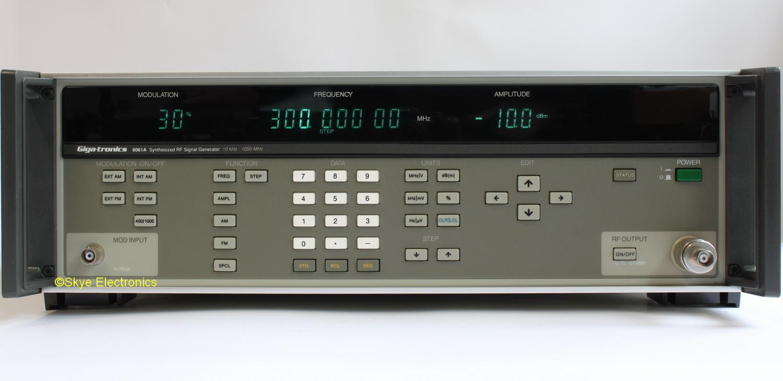 Gigatronics 6061A Skye Electronics