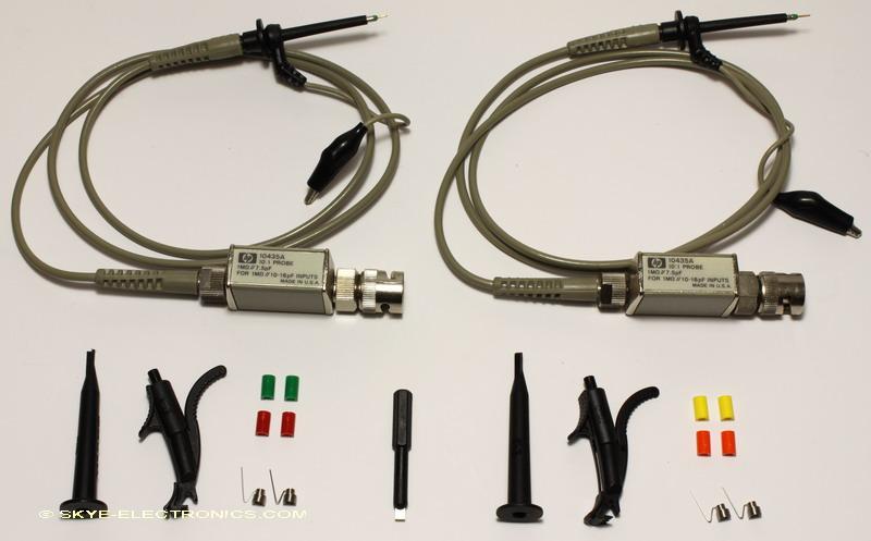 HP 10435A set Skye Electronics