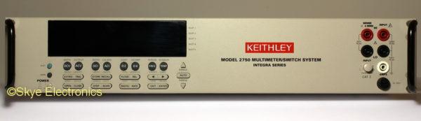 Keithley 2750 Skye Electronics