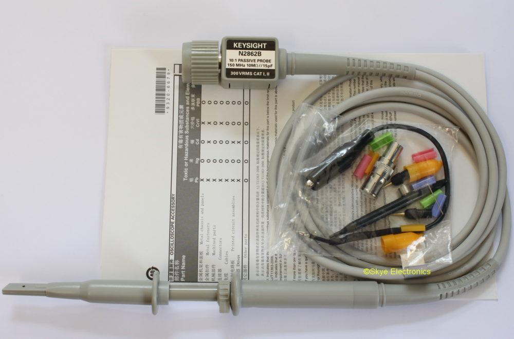 Keysight N2862B Skye Electronics