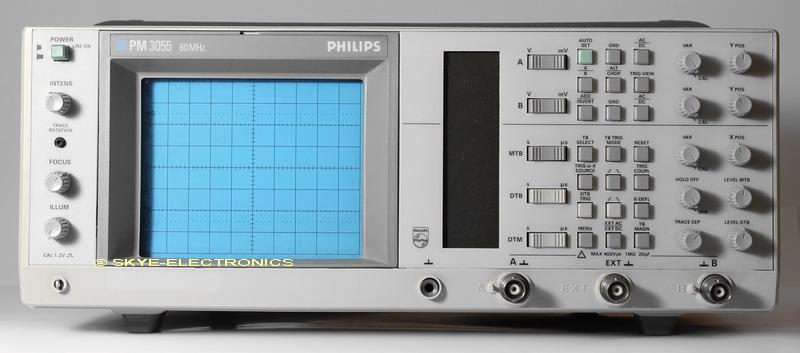 Philips PM3055 Skye Electronics