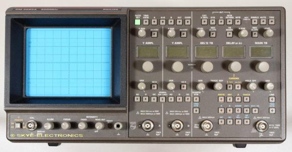 Philips PM3295A Service Manual Skye Electronics
