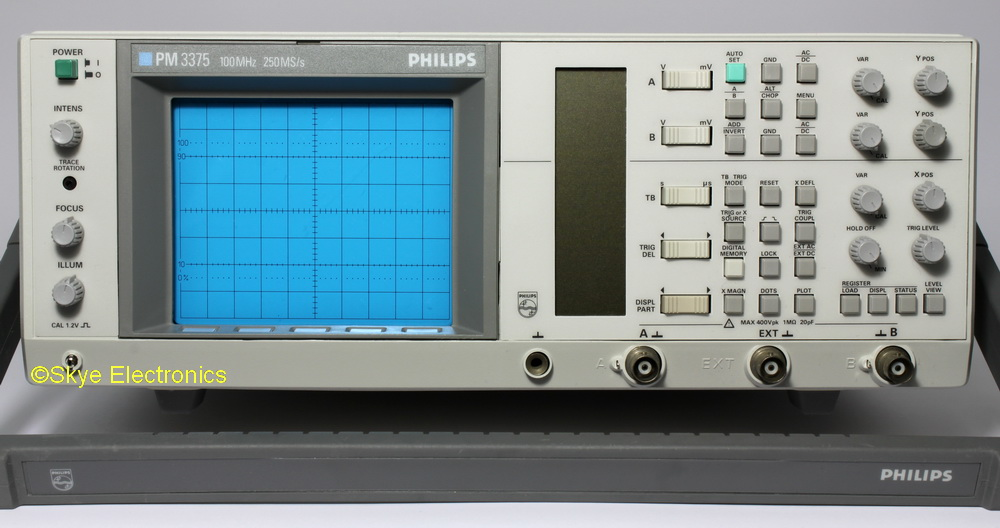 Philips PM3375A-001 Skye Electronics