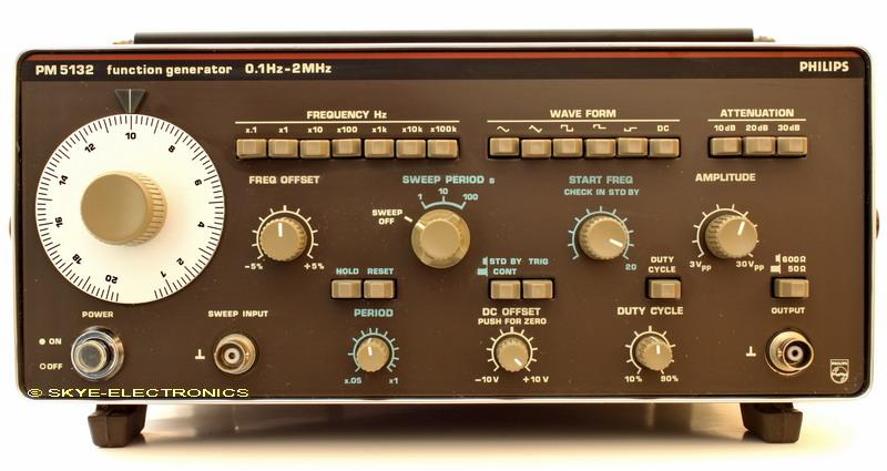 Philips PM5132 Skye Electronics