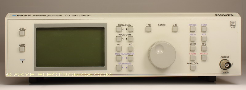 Philips PM5136 Skye Electronics