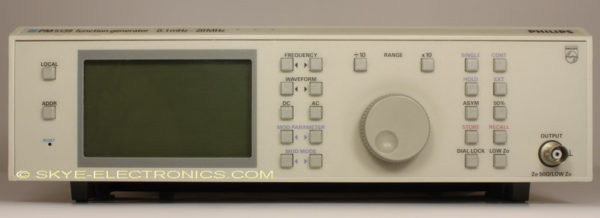 Philips PM5139 Service Manual Skye Electronics