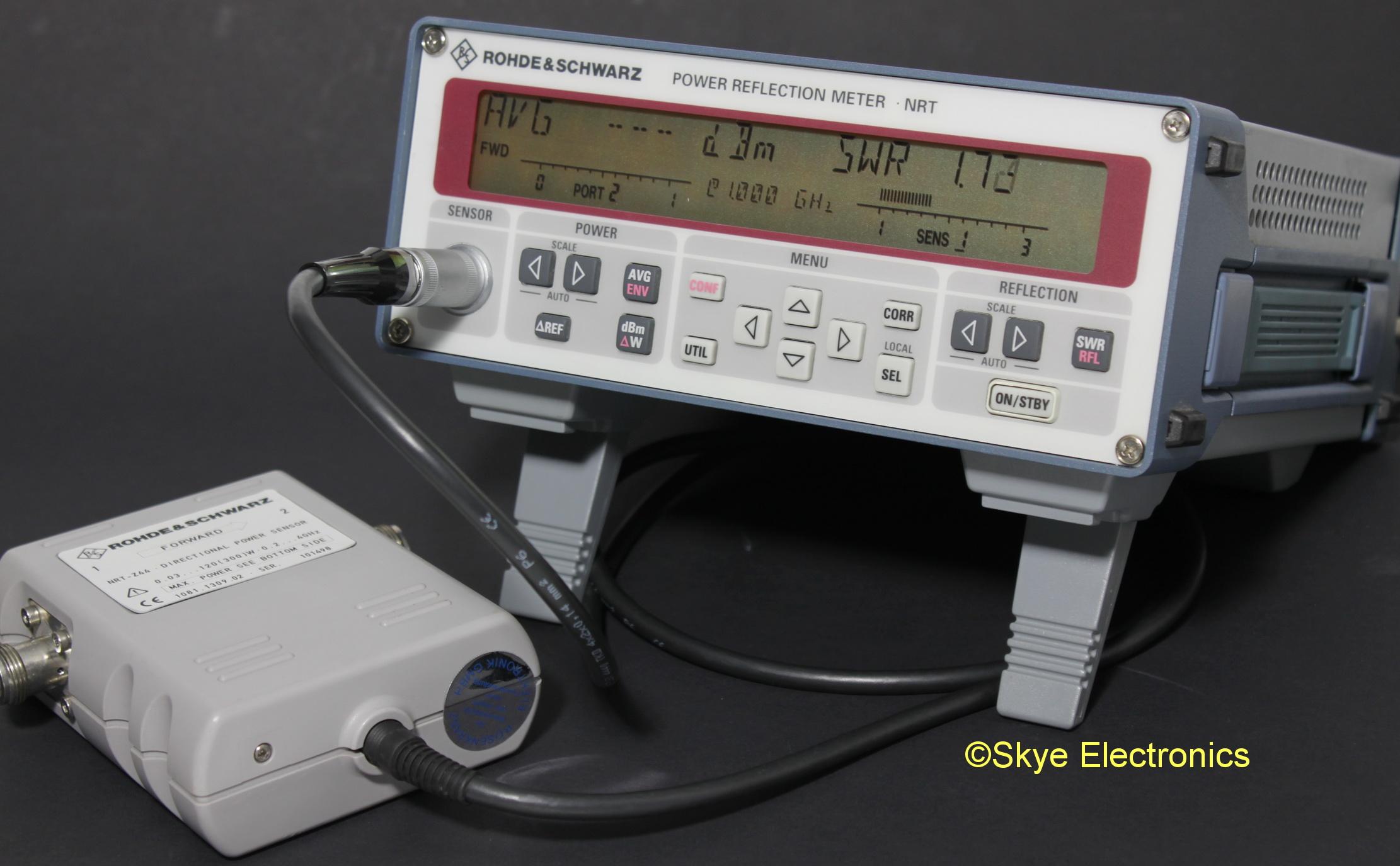 R&S NRT-Z44 B2 Skye Electronics