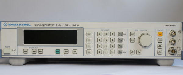 R&S SML01 Skye Electronics