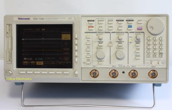 Tek TDS 754C Tektronix Skye Electronics