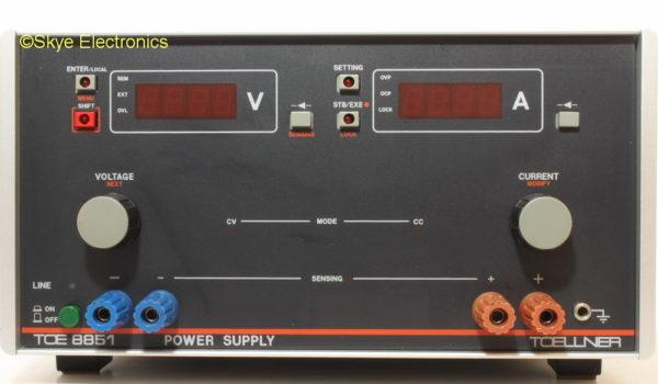 Toellner 8851 Skye Electronics