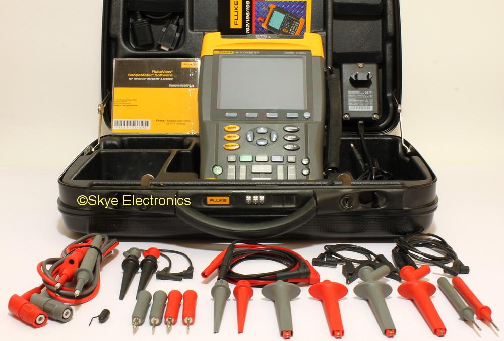 Fluke 199S Skye Electronics