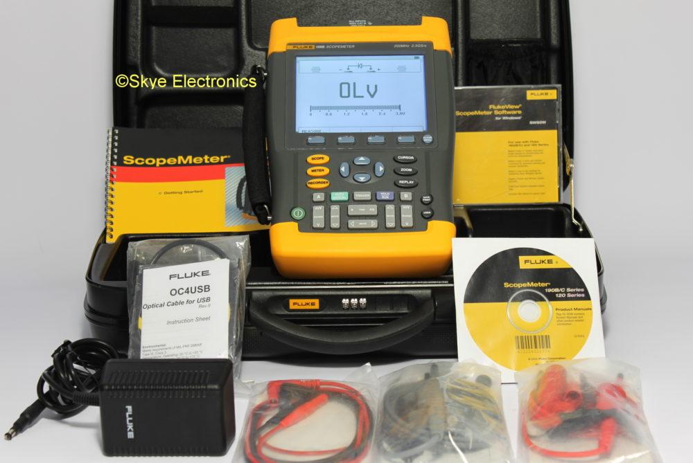 Fluke 199B-C Skye Electronics
