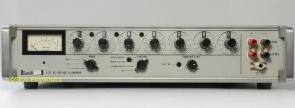 Fluke 343A Skye Electronics