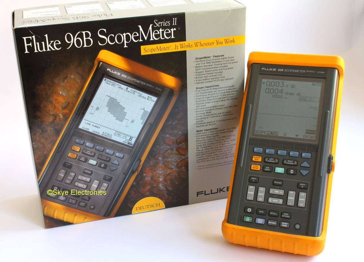 Fluke 96B Skye Electronics