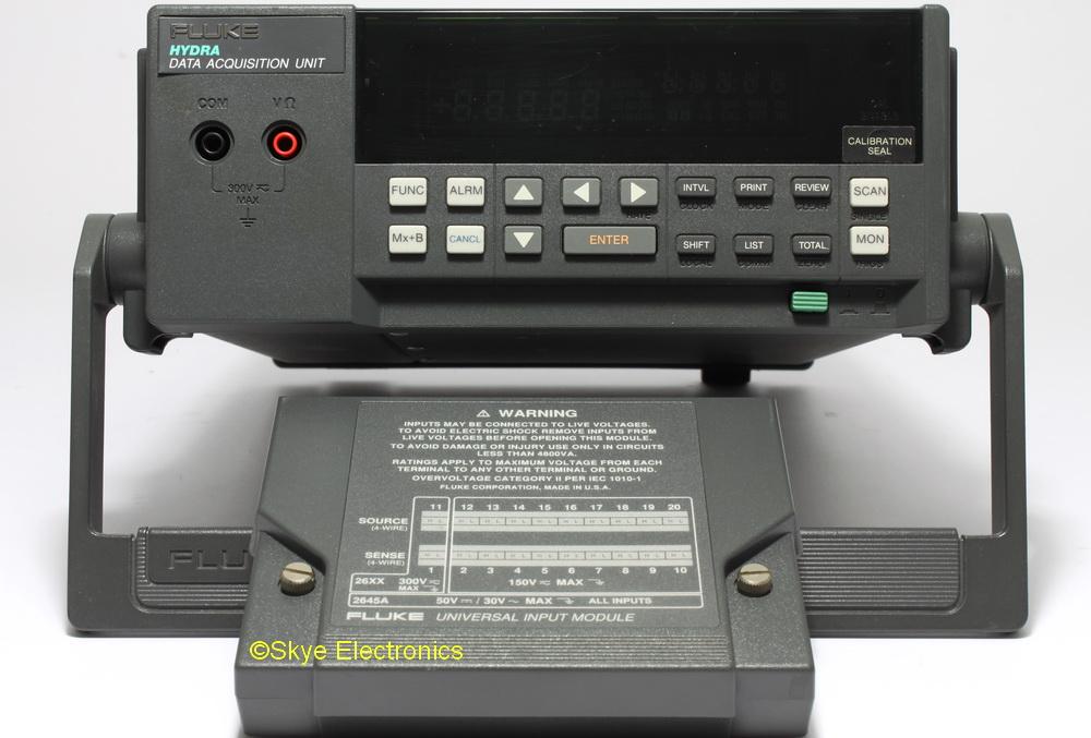 Fluke Hydra Skye Electronics