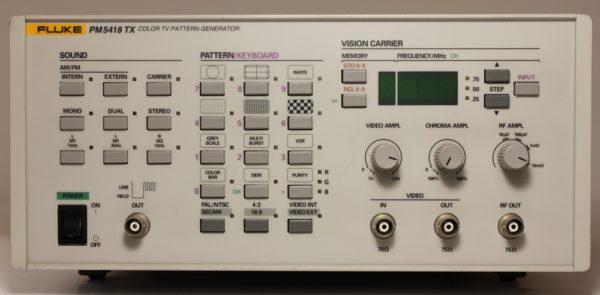 Fluke PM5418TX Skye Electronics