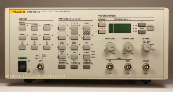 Fluke PM5418 Skye Electronics