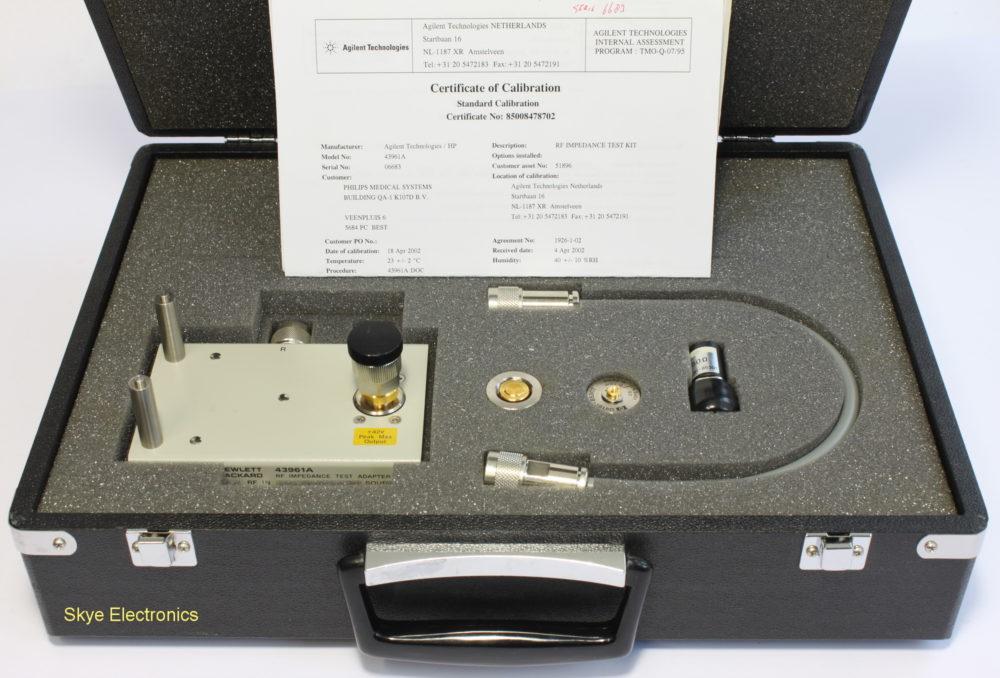 HP 43961A Skye Electronics