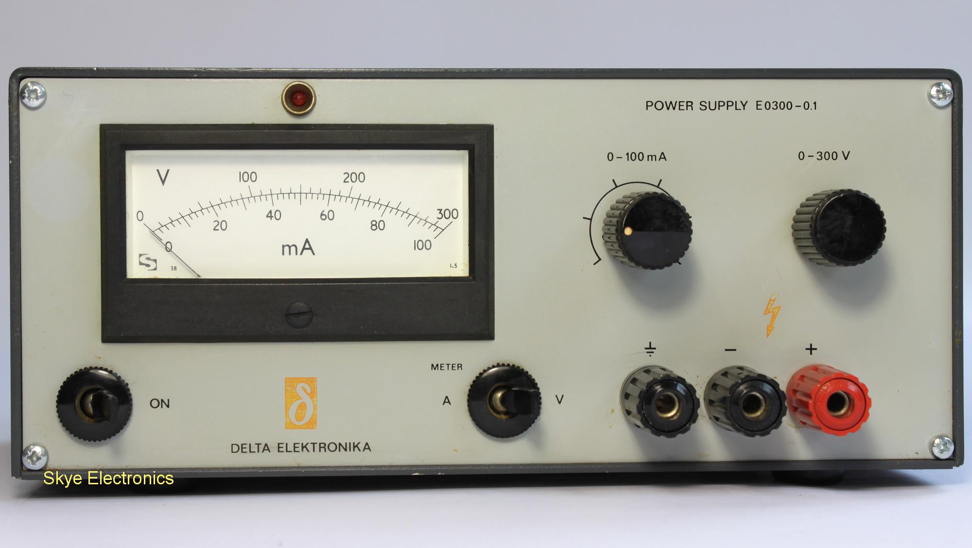 Delta E0300-0.1 Skye Electronics