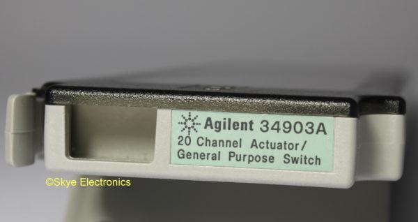 Agilent 34903A Skye Electronics