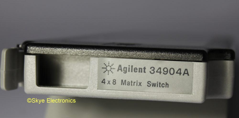 Agilent 34904A Skye Electronics
