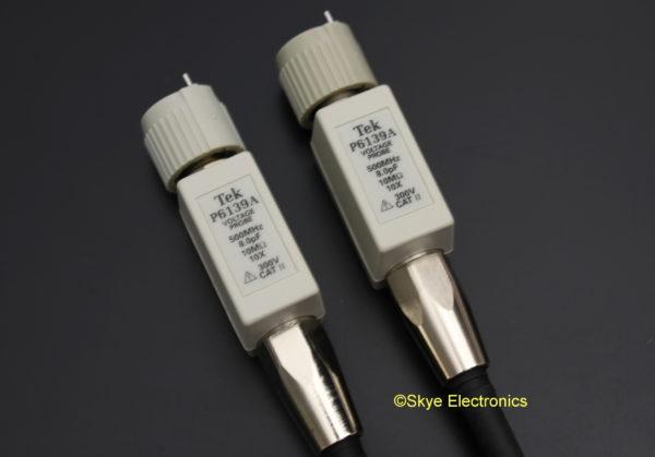 Tektronix P6139A Skye Electronics