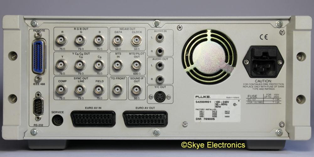 Fluke 54200M01 Skye Electronics