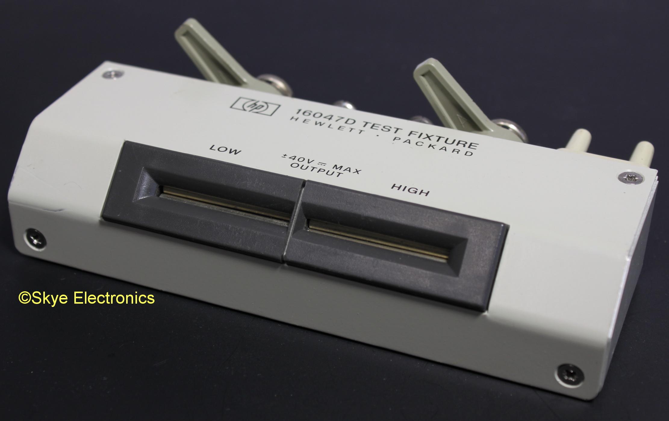 HP 16047D Skye Electronics
