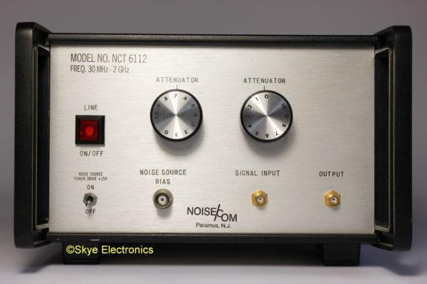 Noisecom NCT6112 Skye Electronics