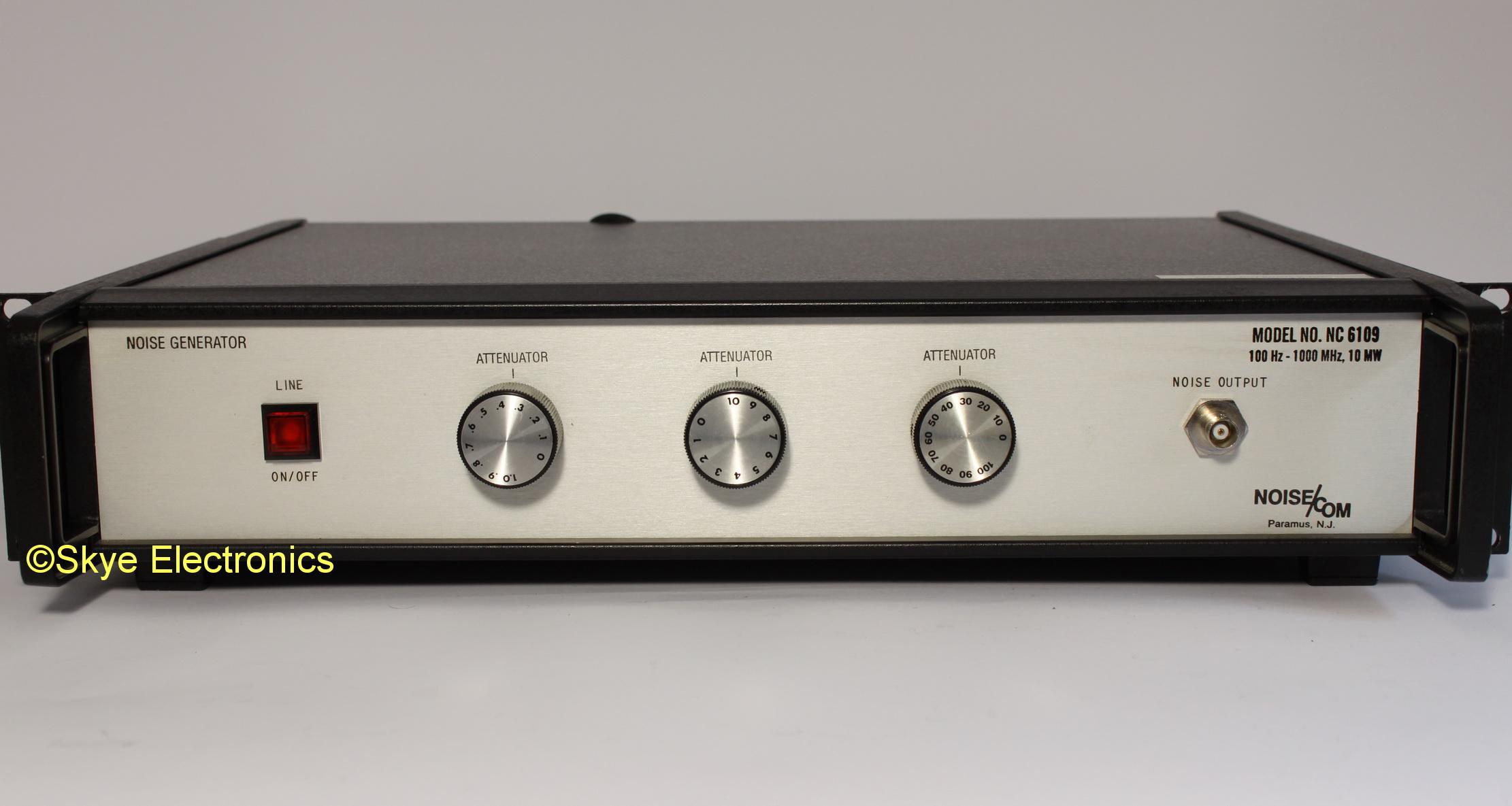 Noise-Com NC6109 Skye Electronics