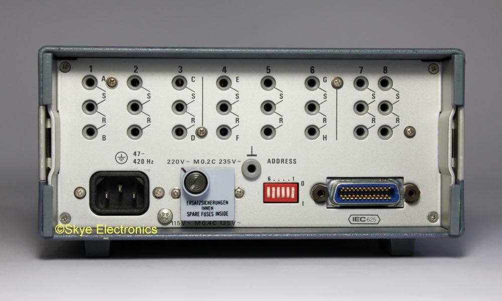 Rohde & Schwarz PSN 02 Skye Electronics